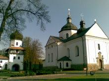 Krehiv Monastery, Ukraine
