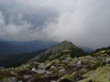 Syvulia Mountain, trekking in the Carpathians, Ukraine